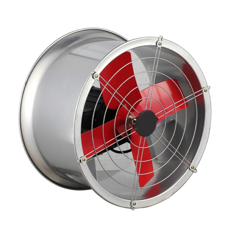 SF低噪声轴流风机