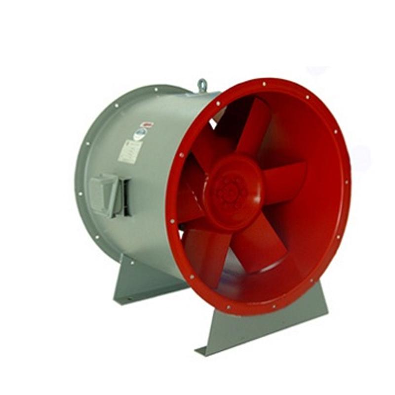 HTF-IG混流式消防高温排烟风机