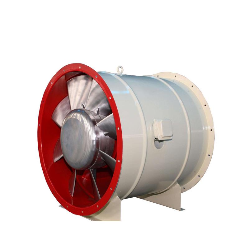 HTF-I消防高温排烟风机