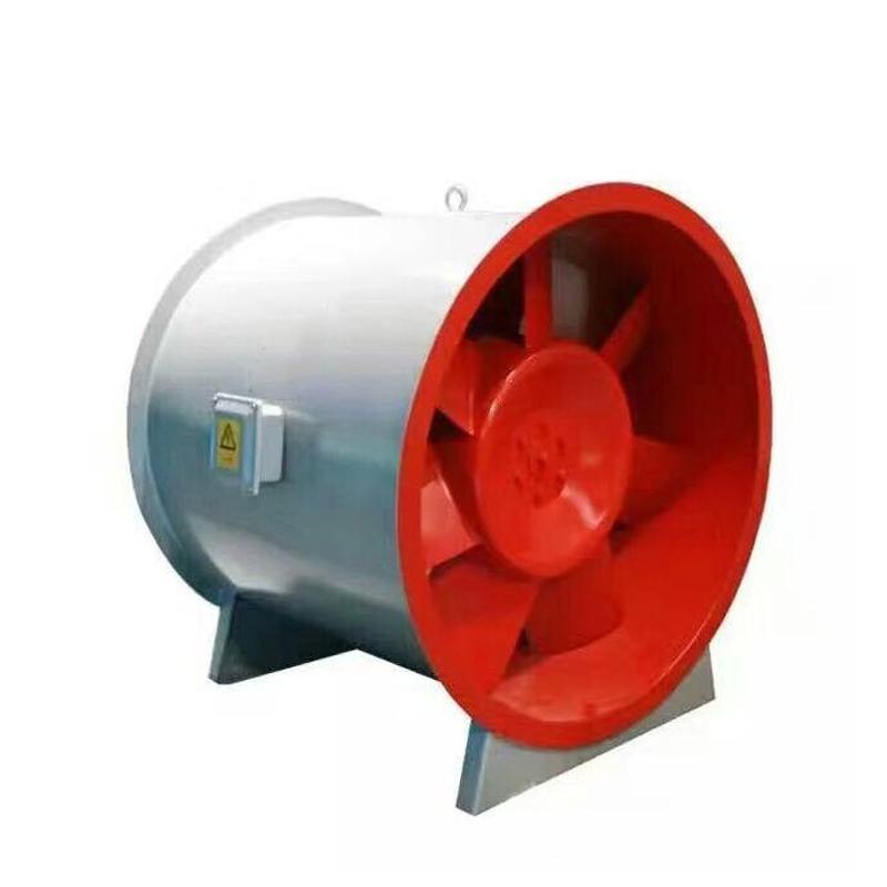 HTF-D型低速低压消防高温排烟风机
