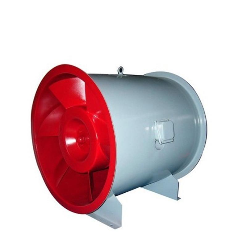 HTF-IIG混流式消防高温排烟风机